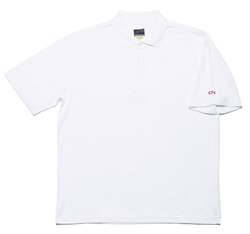 Greg Norman White Polo