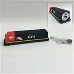 Locomotive Power Bank