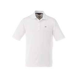 The Dade polo - White