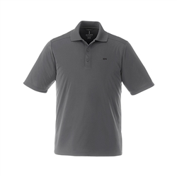 The Dade polo - Steel grey