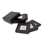 CN Coasters - set of 6