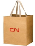 Eco washable paper bag - large size