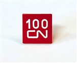 CN 100 - magnetic lapel pin