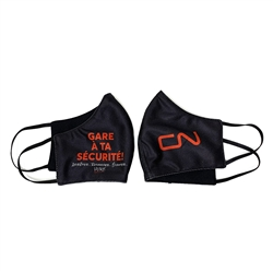 CN Mask - Reusable (French logo)