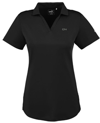 Puma Ladies polo - Blk