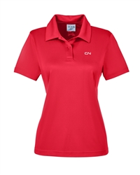 Performance Ladies polo - Red