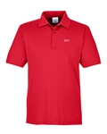 Performance Men's Polo - Red